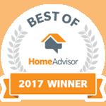 Best of Home Advisor - 2016 Winner